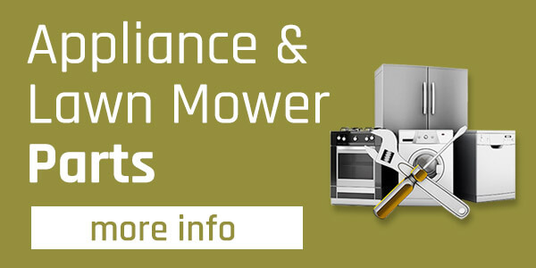Appliance & Lawn Mower Parts